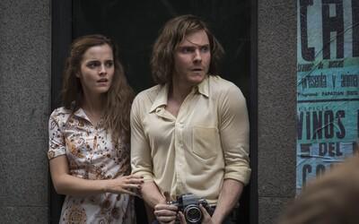 Od Colonie s Emmou Watson nečakajte žiadnu presladenú romantiku (Recenzia)