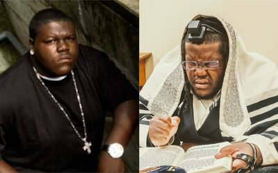 Od islámu přes křesťanství k judaismu. Afroamerický raper vyměnil drogy a gang za rap o Bohu a přestěhoval se do Izraele