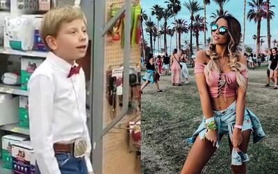 Od jódlovania vo virálnom videu zo supermarketu až na festival Coachella! Iba 11-ročný Mason naštartoval svoju kariéru raketovo