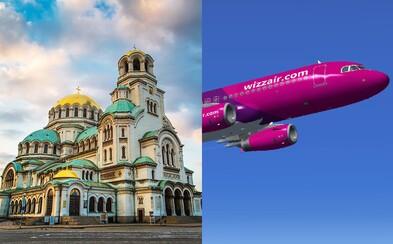 Od júna sa z Bratislavy dostaneme aj do bulharskej Sofie. Letenky začínajú na fantastických desiatich eurách