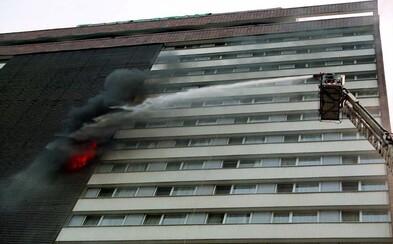 Od nejtragičtějšího požáru v Praze uběhlo 25 let. Kvůli ledničce zabily agresivní plameny osm lidí a 34 se jich zranilo