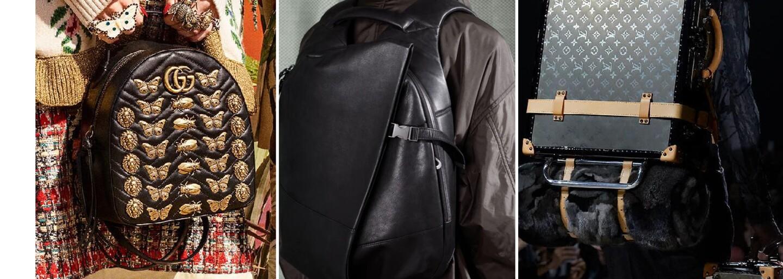 Od Nike za 28 € až po Gucci a Louis Vuitton za tisíce. Najlepšie batohy, aké si aktuálne môžeš kúpiť