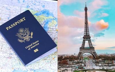 Od roku 2021 budú Američania na vstup do Európy potrebovať víza