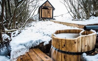 Od sauny na samote až po zimné športy. Zážitky, ktoré ti ponúka región Stredné Slovensko počas zimy
