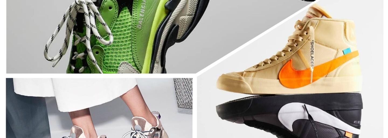 Od skateboardových siluet až po high fashion. Těmito teniskami nešlápnete vedle