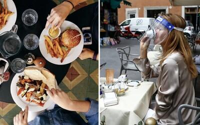 Od soboty platí zákaz vychádzania. Čo to znamená, môžeš ísť do lesa a získaš jedlo z reštaurácie?