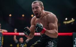 Od vyhadzovača až po svetového bojovníka. Prvý Slovák v UFC Ľudovít Klein sa zapísal do histórie domáceho MMA