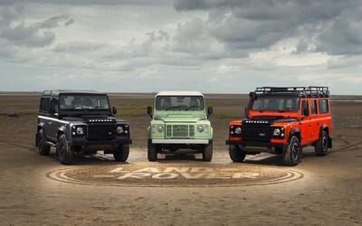 Odchádza legenda! Land Rover po neuveriteľných 68 rokoch ukončil výrobu ikonického Defendera
