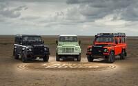 Odchází legenda! Land Rover po neuvěřitelných 68 letech ukončil výrobu ikonického Defendera