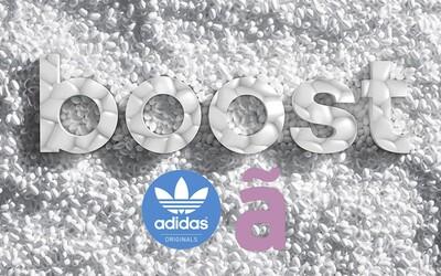 Odfoť sa vo vani plnej guličiek BOOST a môžeš vyhrať poukážku na nákup adidas Originals