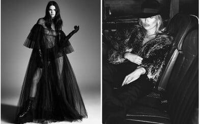 Odhalená Kendall Jenner a Kate Moss hvězdami posledních vydání nejznámějšího módního magazínu