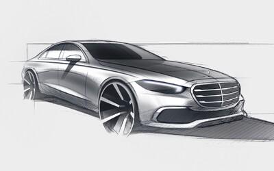 Odhalenie nového Mercedesu triedy S je na spadnutie. Sledovať ho budeš môcť aj ty