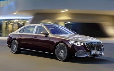 Odhalený Mercedes-Maybach S má definovat nový vrchol luxusu