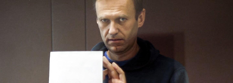 Navalnyj ve vězení kvůli hladovce zhubl 15 kilogramů. Hrozí mu nucenou umělou výživou