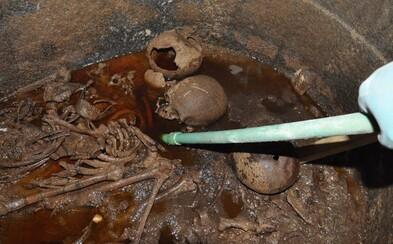 Odkryli tajomný sarkofág z Alexandrie. Našli v ňom ľudské pozostatky