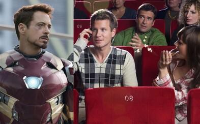 Odlož ten mobil a buď konečne ticho! Najhoršie typy ľudí v kinách, ktorí nám kazia zážitok, pretože sa nevedia správať