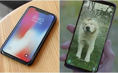 Odovzdajte svoj iPhone X a dostanete novinku Galaxy S9 zadarmo. Samsung prišiel s neobvyklou ponukou
