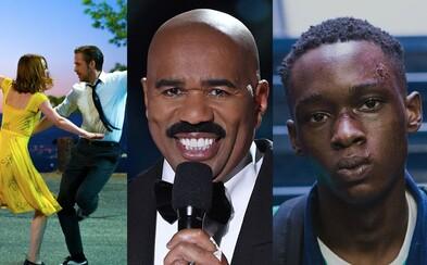 Odovzdávanie Oscarov sprevádzal obrovský škandál! Organizátori vymenili obálky s výhercami a miesto Moonlightu si Oscara prevzalo La La Land