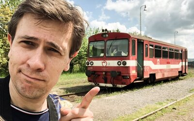 Odskočil si od moderných čínskych rýchlovlakov, aby zhodnotil slovenské železnice