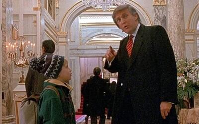 Odstránia Donalda Trumpa z filmu Sám doma 2? Petíciu podporil aj Culkin, ktorý stvárnil postavu Kevina