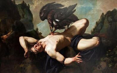 Odsúdený na večný hlad, spálený sírou či držiaci nebeskú klenbu do roztrhania tela. Spoznajte dômyselné tresty nemilosrdných bohov
