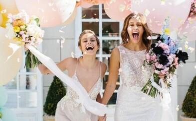 Odvážne rozhodnutie: Dve ženy si založili úplne prvý svadobný magazín určený pre lesbičky