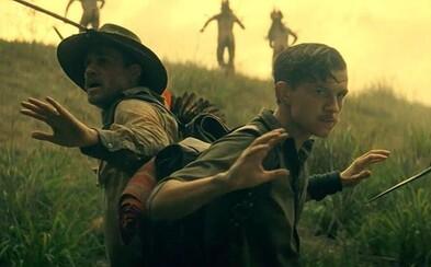 Odvážny cestovateľ v podaní Charlieho Hunnama sa vyberie na dobrodružnú expedíciu do pralesa v životopisnom príbehu The Lost City of Z