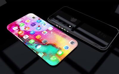 Odvážny koncept iPhonu 11 ohuruje zahnutým displejom. Na prednej strane nenájdeš žiadne zbytočné ovládacie prvky