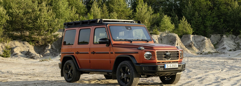 Off-roadová ikona prichádza v ešte terénnejšom balení. Toto je nový Mercedes-Benz triedy G Professional