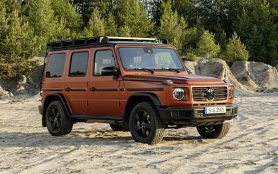Off-roadová ikona přichází v ještě terénnějším balení. Toto je nový Mercedes-Benz třídy G Professional