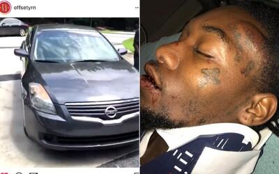 Offset z Migos koupil auto muži, který mu zachránil život při dopravní nehodě