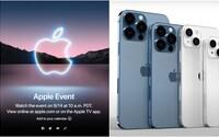 Oficiálně: Apple představí nový iPhone 13 už 14. září. Kdy se dostane do prodeje?