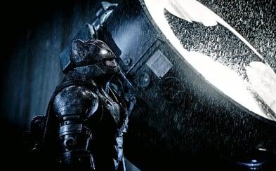 Oficiálne: Ben Affleck zrežíruje sólovku Batman!