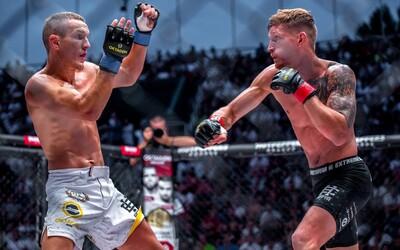 Oficiálně: Český Hrobník se v UFC porve s bojovníkem z Brazílie na turnaji v Las Vegas