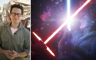 Oficiálne: IX. Epizódu Star Wars zrežiruje J. J. Abrams, zodpovedný za The Force Awakens