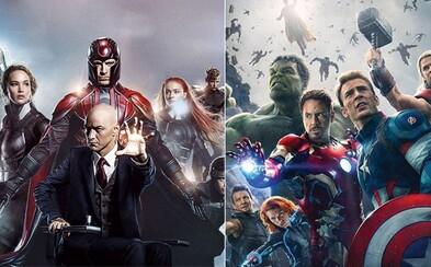 Oficiálne: X-Men, Deadpool, Fantastic Four a Wolverine sa pripájajú k MCU! Natočí sa ďalší Deadpool bez R-kového ratingu?