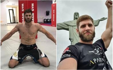 Oficiální: Nejlepší český MMA bojovník Jiří Procházka jde do UFC!