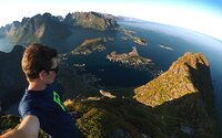 Ohromujúce fotografie Nórska od mladého českého fotografa. Spoluprácu mu ponúkol aj New Balance