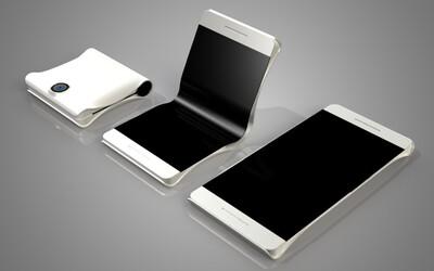 Ohybný smartfón od Samsungu príde možno už budúci rok!