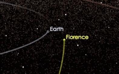 Okolo Zeme preletí najväčší asteroid v histórii meraní. Uvidíme ho len raz a to v dostatočnej vzdialenosti
