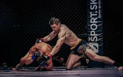 Oktagon 23: Česká MMA legenda sa vrátila vo veľkom štýle. Akcia priniesla niekoľko tvrdých ukončení v 1. kole