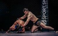 Oktagon 23: Česká MMA legenda se vrátila ve velkém stylu. Akce přinesla několik tvrdých ukončení v 1. kole