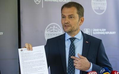 OĽANO predstavilo návrh zákona na odoberanie vysokoškolských titulov. Diplomoviek Danka, Kollára a Matoviča sa však nedotkne