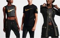 Olivier Rousteing chcel vo svojej kolekcii pre Nike spojiť futbal s módou, avšak príliš sa mu to nepodarilo