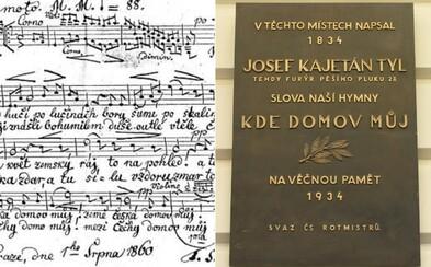 Olympijský výbor představil nové verze české hymny. Na internetu se rozhořela diskuze, zda nejde o vtip