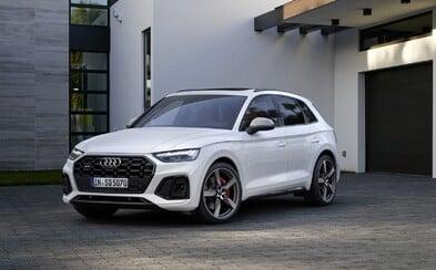 Omlazené Audi SQ5 nadále sází na 3litrové TDI, nově má však elektrické turbo a 341 koní