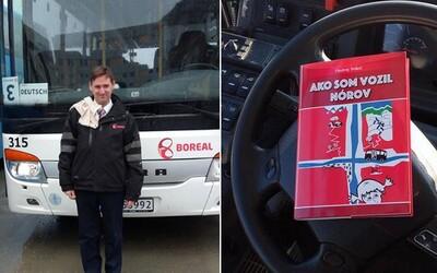 Ondrej šoféruje autobusy v Nórsku. Napísal bestseller, ale na bratislavskú MHD by si ho neprehovoril ani pod hrozbou kyseliny