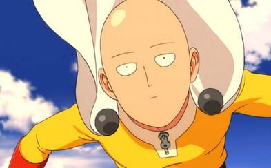 One Punch Man je vtipným a akciou nabitým anime o chlapíkovi, ktorý jedným úderom zabije aj najväčšieho obra na Zemi (Recenzia)