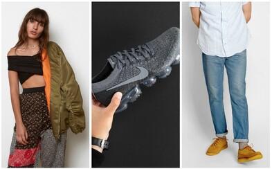 Online obchody s módnym sortimentom, ktoré možno ešte nepoznáte, ale oplatí sa z nich nakupovať