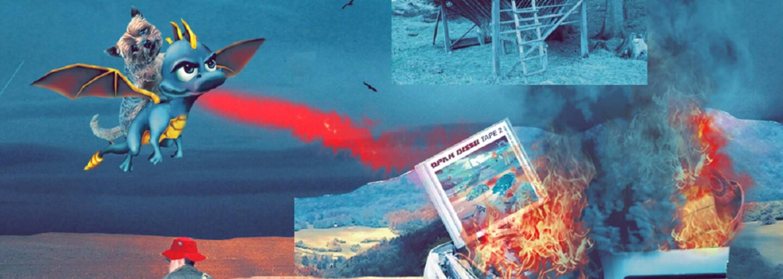 OPAK DISSU vydává zbrusu nový tape. Jak vypadá jeho cover, tracklist a kde všude budou hrát v rámci své tour?
